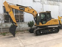 320D2GC middle size hydraulic crawler CAT excavator/medium digger/ digging machine