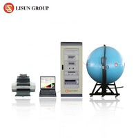 Meter Lumen - LPCE-2(LMS-9000A) High Precision luminous flux color temperature testing equipment for LED lamps