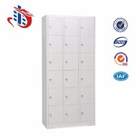 Durable delivery used steel school lockers for sale