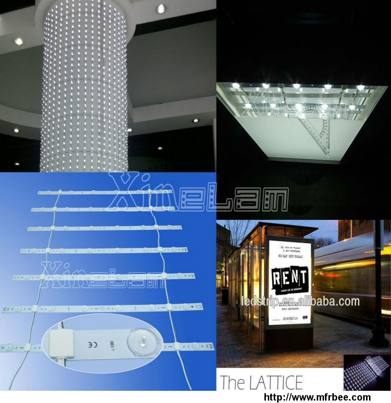 Retrofit Lightbox Illumination Flexible Led Dot Matrix