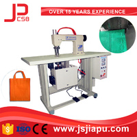 JIAPU Ultrasonic Nonwoven Bag Making Machine with CE certificate