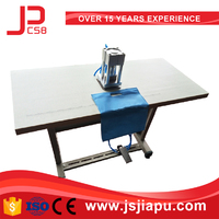 JIAPU Ultrasonic Nonwoven Bag Punching Machine
