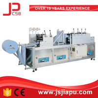 JIAPU Nonwoven Boot Cover Machine