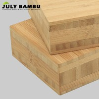 more images of Hot selling 5 Ply Bamboo Panel 25mm  40mm Cross Laminated Bamboo Timber