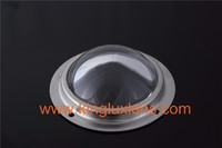 led high bay light glass lens