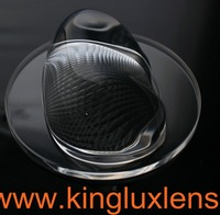 led tunnel light glass lens