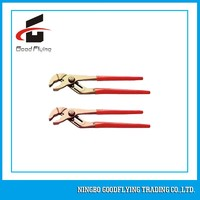 Professional Groove Joint Pliers with Grip Handle