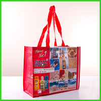 Eco-Friendly Pp Non-Woven Grocey Bag