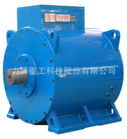 660/1140V Explosion-Proof Permanent Magnet Motor Used in The Mine