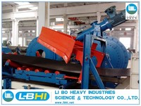 Electric-Hydraulic Two-Side Plough Tripper