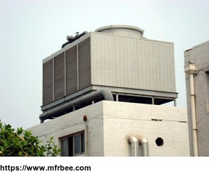 crossflow_counterflow_frp_cooling_tower