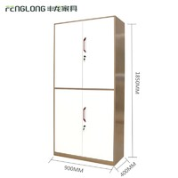 more images of classic office furniture 4 doors File Cabinet with adjustable shelves