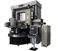 CK5228E CNC Double Column Vertical Lathe