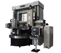CK5235E CNC Double Column Vertical Lathe