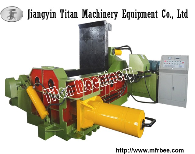 250_tons_hydraulic_scrap_metal_baler_machine