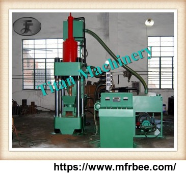 y83_2500_metal_briquette_machine
