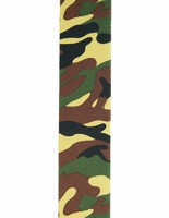 Customized Camo pattern Polyester printed webbing