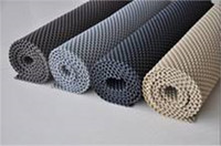 3D PVC rubber car coil mats