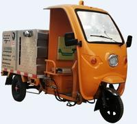 New Energy Electric High Pressure Cleaning Vehicle (3 Wheel)