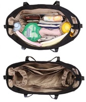 Diaper Bag Large Totes Handbag With Changing Pad For Baby