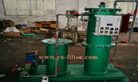 LYSF-1-2-5-10T/H oil water separator, oily wastewater separator, industrial oil water separator