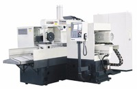 CNC duplex milling machine TH-800NC
