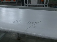 XPS Insulation(CO2 foam) plate product equipment