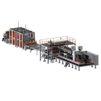TPO waterproof roll extrusion line