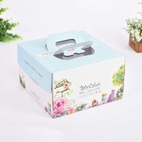 High Quality Cake Package Box