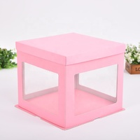 New design hot sale plastic packing box