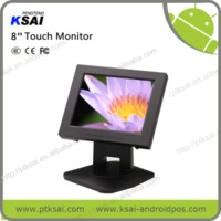 touch screen lcd monitor KS08CT