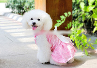Pet Luxury Wedding Dress