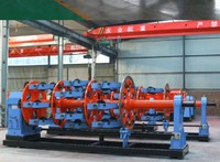 wire and cable stranding machine - planetary stranding machine