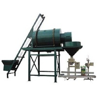 Bulk Blending Fertilizer Granulator