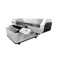 Guangzhou Nuocai Digital UV Flatbed Printer Machine with two print head