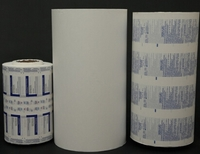 medical glue coated paper rolls for sterilization reel pouch