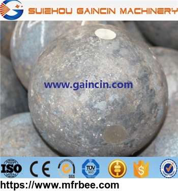 forged steel mill grinding media, steel forged mill media balls for metal ores