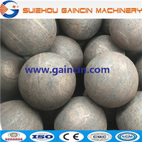 grinding media steel forged balls, grinding media steel balls, steel forged mill balls