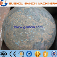 dia.70mm and dia.90mm steel forged mill steel balls, grinding balls