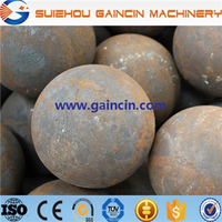 more images of Forged Steel Medai Grinding Balls, Rolled Grinding Balls and Cast Grinding Balls