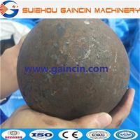 grinding media steel balls, forged steel milling balls, steel forged mill balls for mining mill