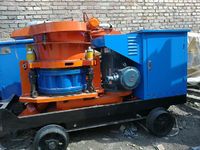 PZ-7B Mining Explosion-proof  Concrete Spraying Machine