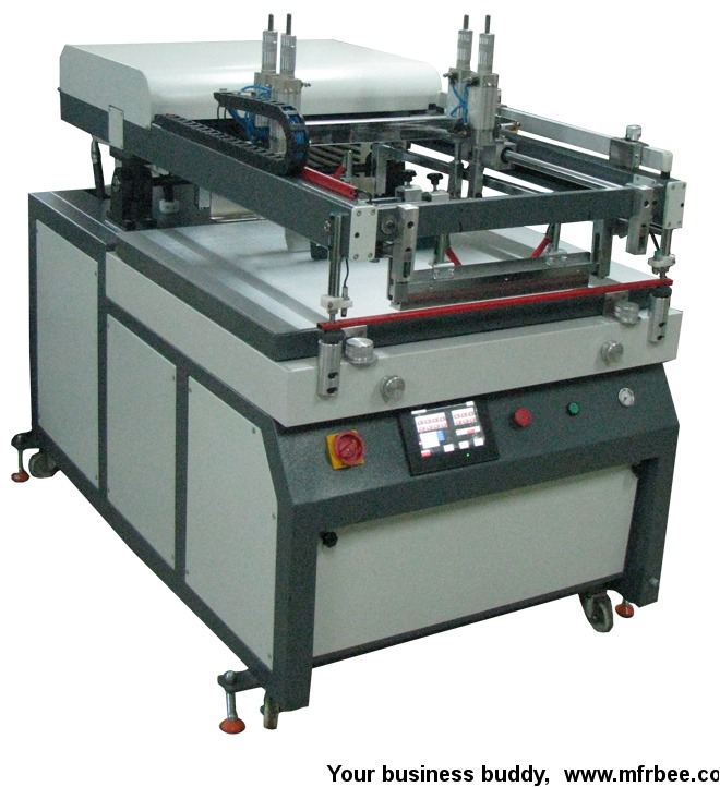 35x50 - Semi-Auto Silkscreen Offset Print Machine