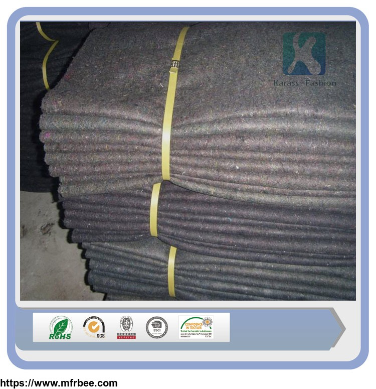 blend_color_cotton_polyester_recycle_mattress_felt