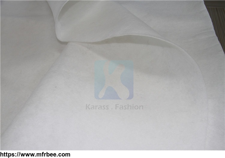 white_color_bed_quilt_bamboo_filling_fabric
