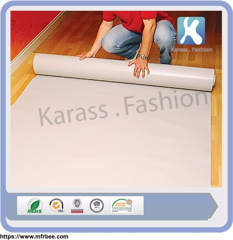cheap_white_fabric_polyester_sticky_painter_felt_mat