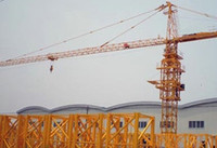 Tower Crane model QTZ160(TC6024)  max load 10t--mingwei@crane2.com