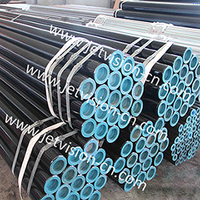 Top Selling API 5L Hot Rolled SMLS Line Tube Carbon Seamless Steel Pipe