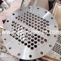 High Quality Stainless Tube Sheet for Heat Exchanger