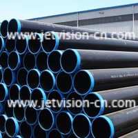 API 5L ASTM A53 Standard Carbon Welded ERW Steel Pipe